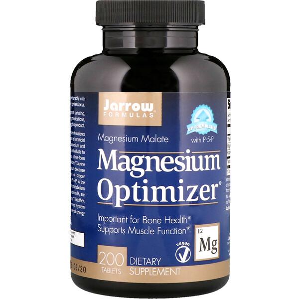Magnesium Optimizer, 200 таблеток
