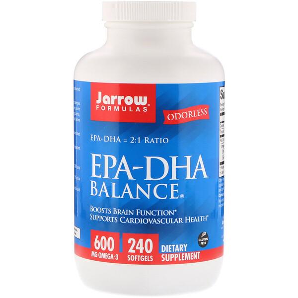 EPA-DHA Balance, 240мягких таблеток