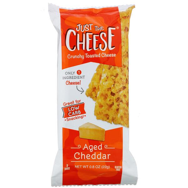 Aged Cheddar Bars, 0.8 oz (22 g)