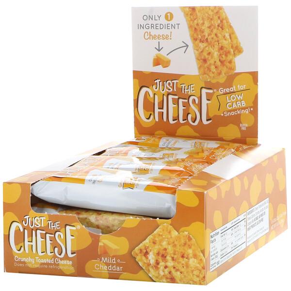Mild Cheddar Bars, 12 Bars, 0.8 oz (22 g)