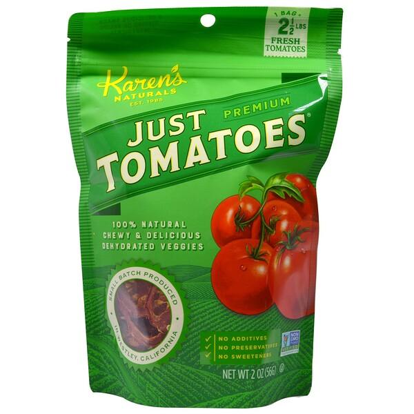 Just Tomatoes, Premium, 2 унции (56 г)