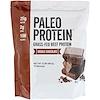 Julian Bakery, Палеобелок, протеин белок из мяса коров на травяном откорме, двойной шоколад, 907 г