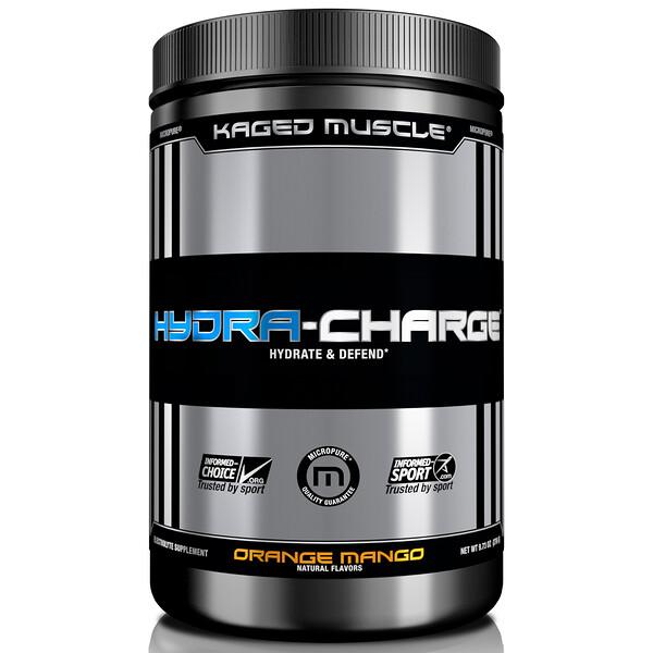 Hydra-Charge, Orange Mango, 9.73 oz (276 g)