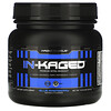 Kaged Muscle, IN-KAGED, Premium Intra-Workout, Blue Raspberry, 10.93 oz (310 g)
