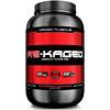 "Kaged Muscle, ""Re-Kaged"", питание для физической активности с анаболическим белком, со вкусом клубничного лимонада, 2,07 фунта (940 г)"