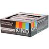KIND Bars, Nuts & Spices, с темным шоколадом, мокко и миндалем, 12батончиков, 40г (1,4унции) каждый