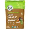Kuli Kuli, Зеленое смузи из органической моринги с растительным белком, со вкусом шоколадной арахисовой пасты, 302г