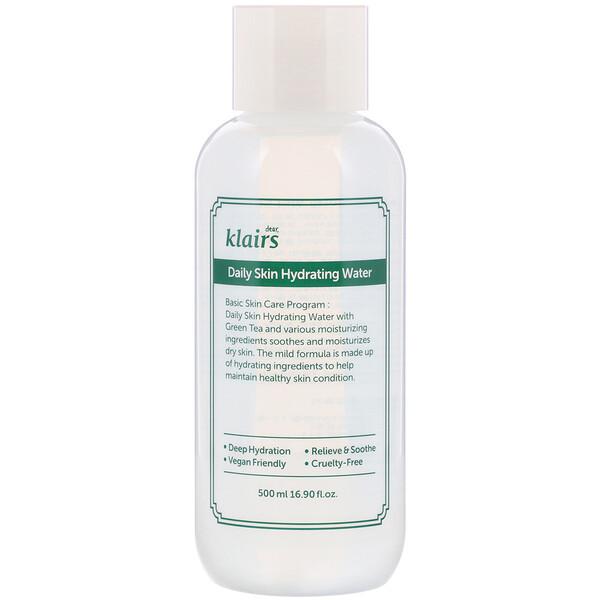 Daily Skin Hydrating Water, 16.90 fl oz (500 ml)