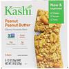 Kashi, Батончик гранолы, арахисовое масло, 6 шт.  по 35 г (1,2 oz) каждый