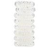Kitsch, Спиральные резинки для волос, прозрачные, 8шт.