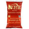 Kettle Foods, Картофельные чипсы, барбекю, 141г (5 унций)