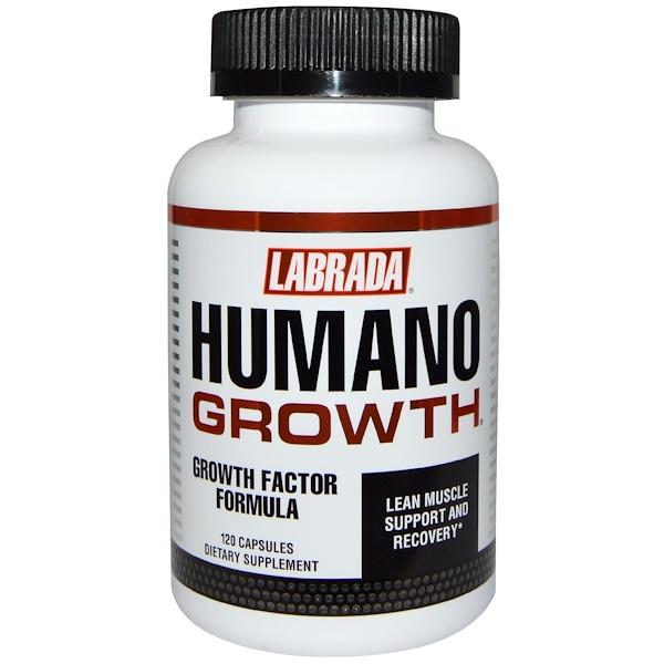 Humano Growth, 120 капсул
