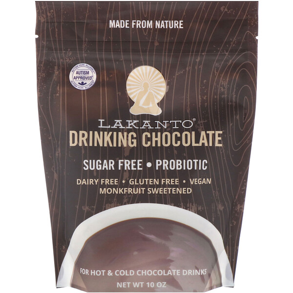 Drinking Chocolate Mix, 10 oz