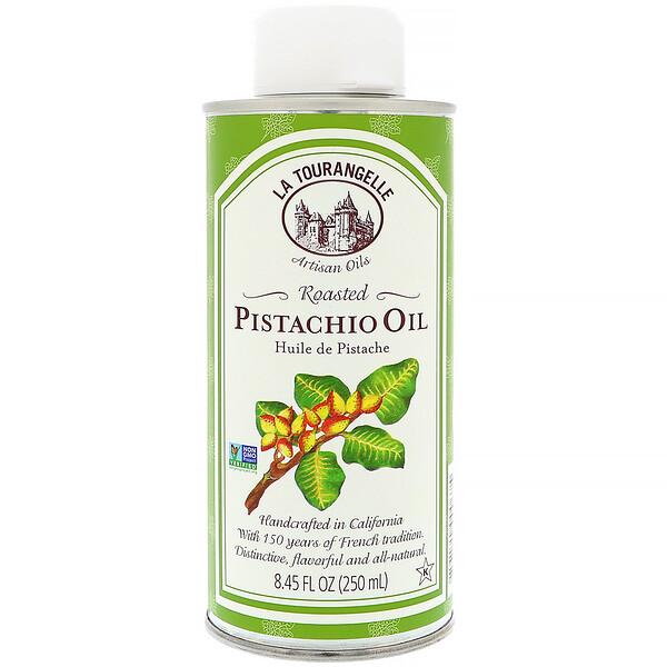 Фисташковое масло из обжаренных семян, 8,45 жидкой унции (250 мл)