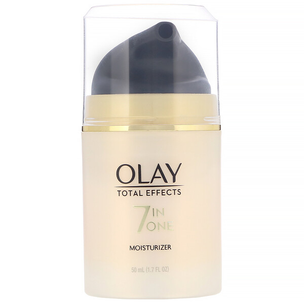 Olay, Total Effects, 7-in-One Moisturizer, 1.7 fl oz (50 ml)