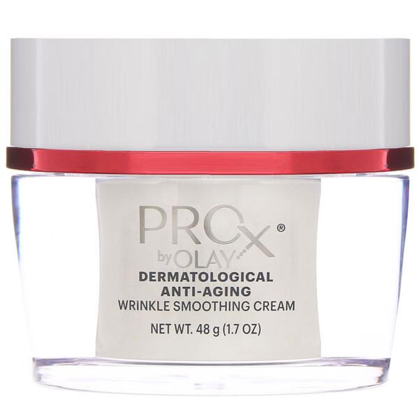 ProX, Dermatological Anti-Aging, крем против морщин, 48г (1,7унции)
