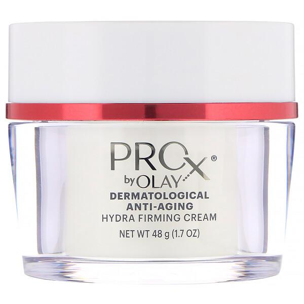 Olay, ProX, антивозрастное средство, увлажняющий и укрепляющий крем, 48г (1,7унции) (Discontinued Item)