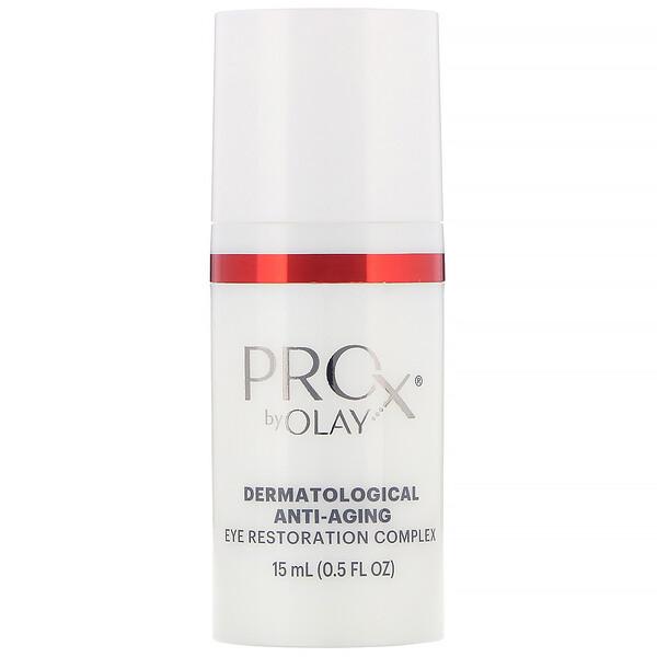 ProX, антивозрастное средство, комплекс для восстановления кожи в области глаз, 15мл (5жидк.унций)
