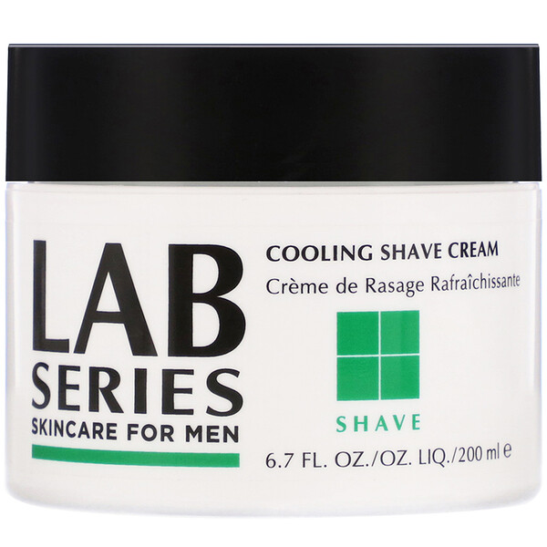 Lab Series, Cooling Shave Cream, 6.7 oz (200 ml) (Discontinued Item)