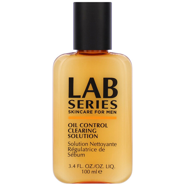 Oil Control, Clearing Solution, 3.4 fl oz (100 ml)