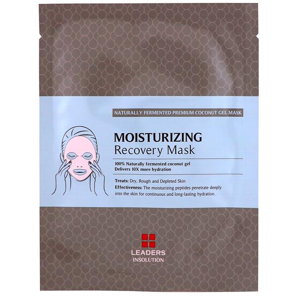 Coconut Gel Moisturizing Recovery Mask, 1 Sheet, 30 ml