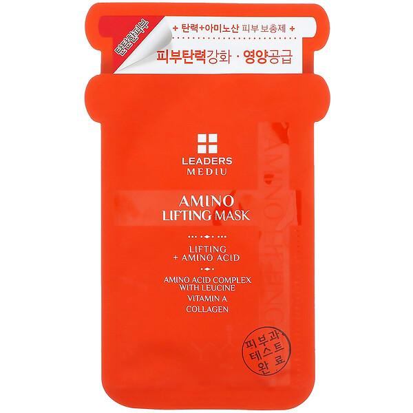Mediu, Amino Lifting Mask, 1 Sheet, 25 ml