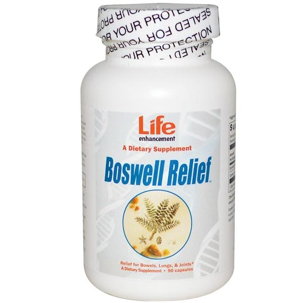 «Облегчение от босвеллии», 90 капсул