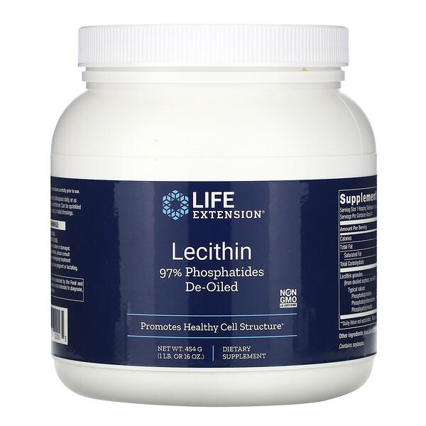 Лецитин, 454г (16унций)