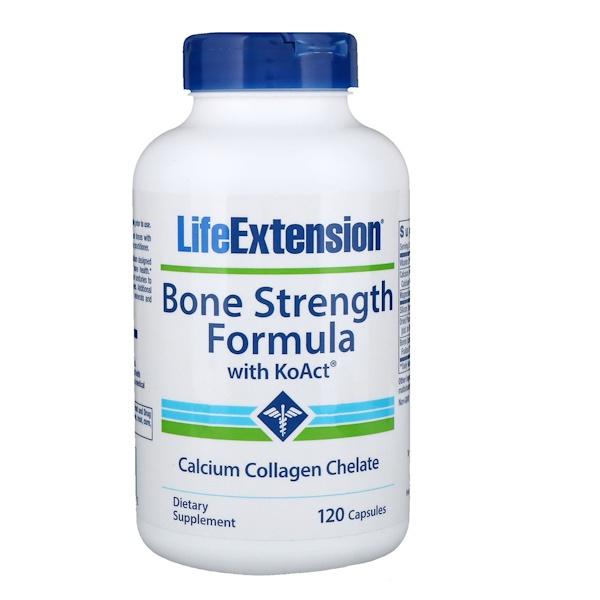 Bone Strength Formula with KoAct, 120 капсул