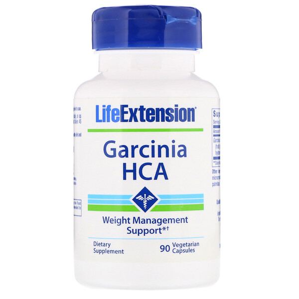 Гарциния ГЛК, 90 вегетарианских капсул