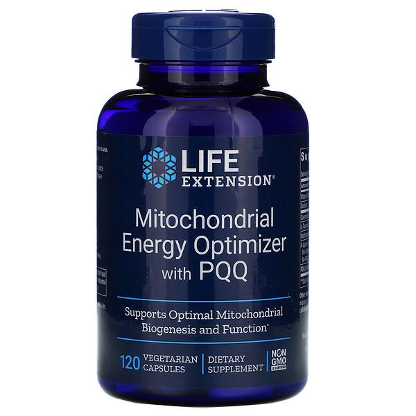 средство для оптимизации энергии митохондрий с PQQ, 120растительных капсул