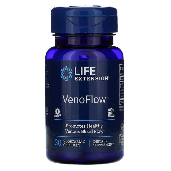 VenoFlow, 30 Растительных капсул