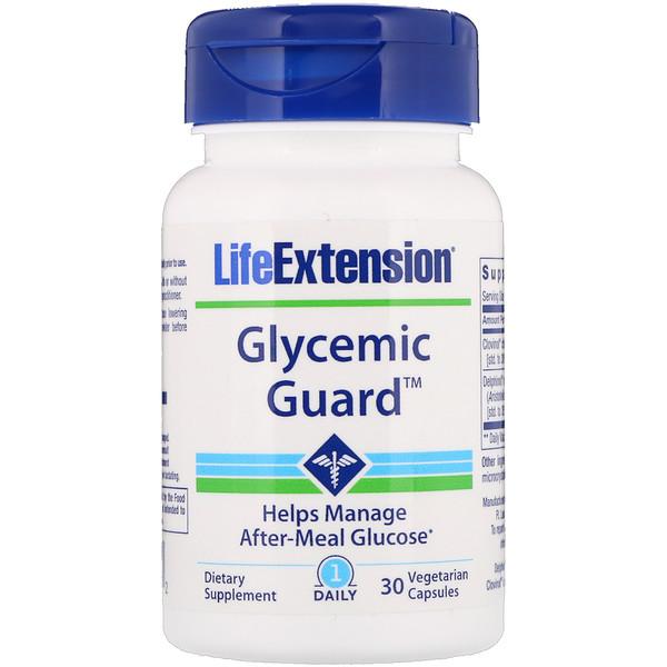 Гликемическая защита, 30 вегетарианских капсул
