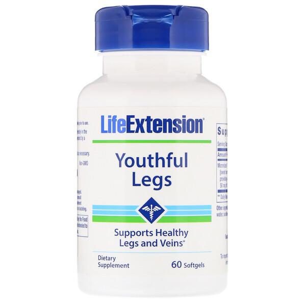 Life Extension, Добавка для здоровья ног, 60мягких таблеток