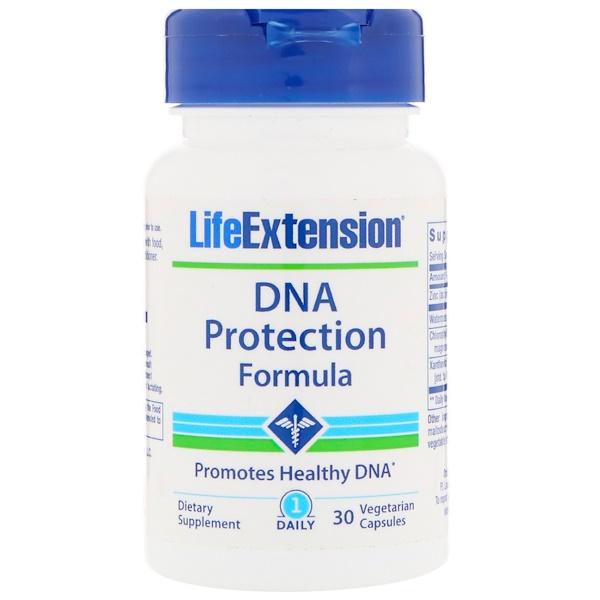 Формула защиты ДНК, 30 вегетарианских капсул