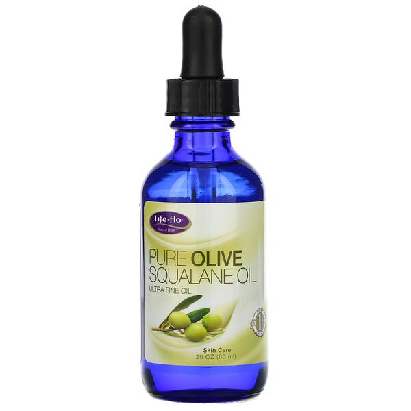 Чистое оливковое масло сквалана, 60 мл (2 жидк.унции)