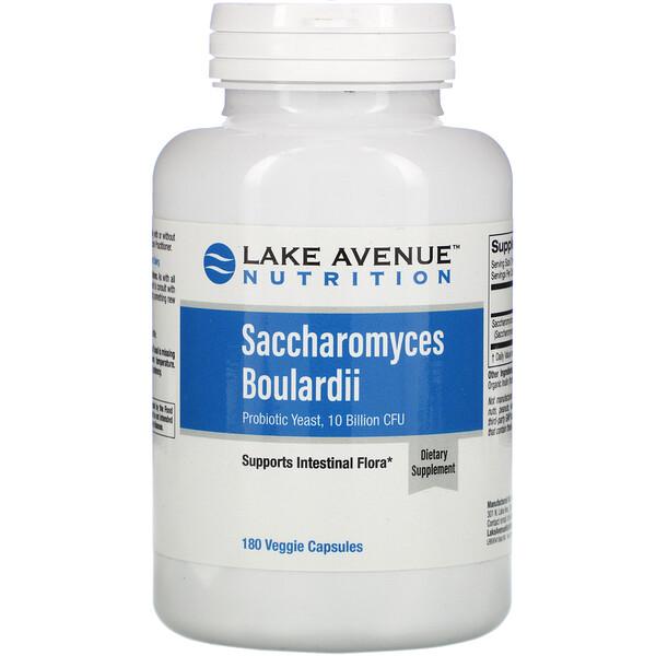 Сахаромицеты Буларди, пробиотические дрожжи, 10млрд КОЕ, 180растительных капсул