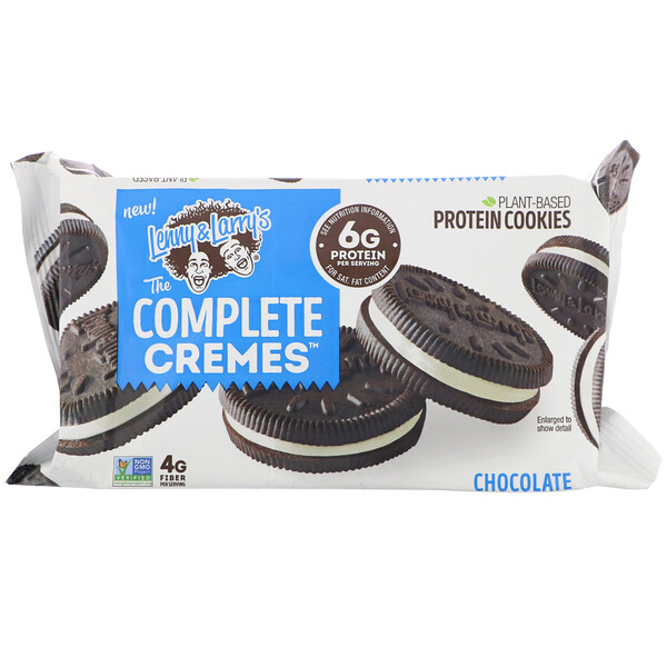 The COMPLETE CREMES, Chocolate, 8.6 oz (244 g)