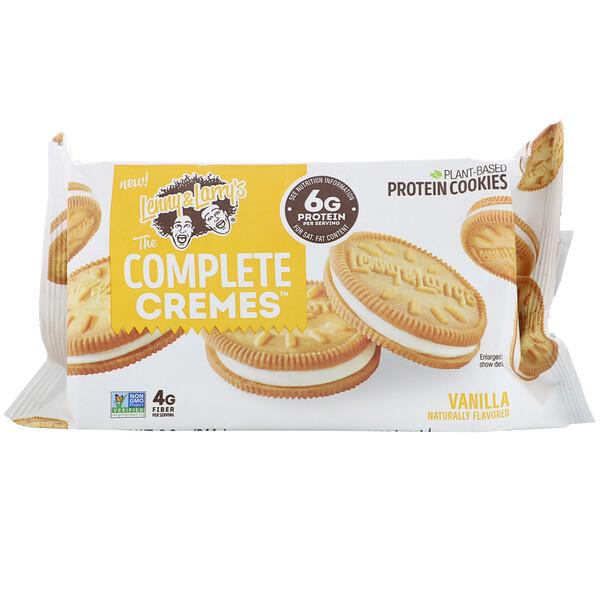 The COMPLETE CREAMS, Vanilla, 8.6 oz (244 g)