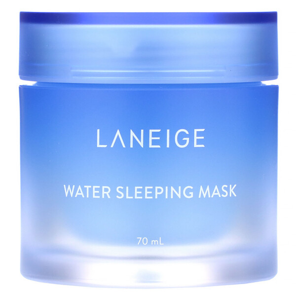 Water Sleeping Mask, ночная увлажняющая маска, 70мл