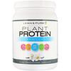 Lean & Pure, Растительный протеин, ваниль, 534г