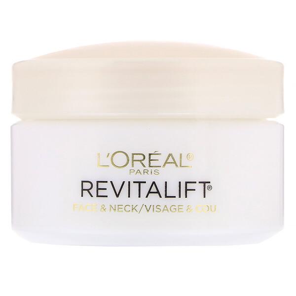 Revitalift Anti-Wrinkle + Firming, увлажняющее средство для лица и шеи, 48 г