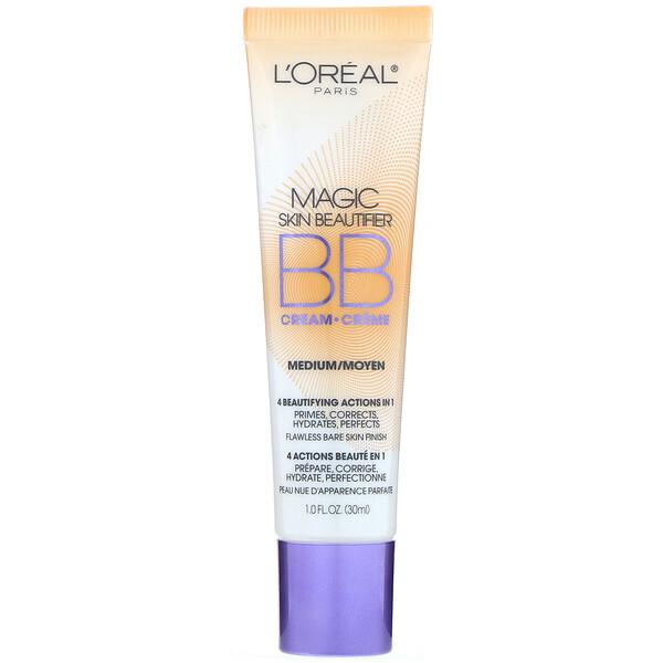 BB-крем Magic Skin Beautifier, средний, 30мл