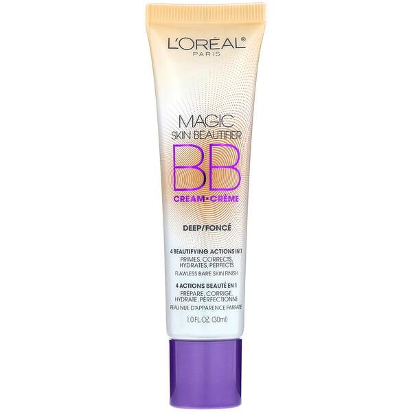 L'Oreal, BB-крем Magic Skin Beautifier, оттенок816 глубокий, 30мл