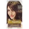 L'Oreal, Осветляющая краска для волос Superior Preference с системой придания сияния, холодный, осветленный натуральный коричневый UL51, на 1применение