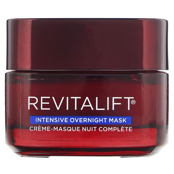 Revitalift Triple Power, интенсивная антивозрастная ночная маска, 48г