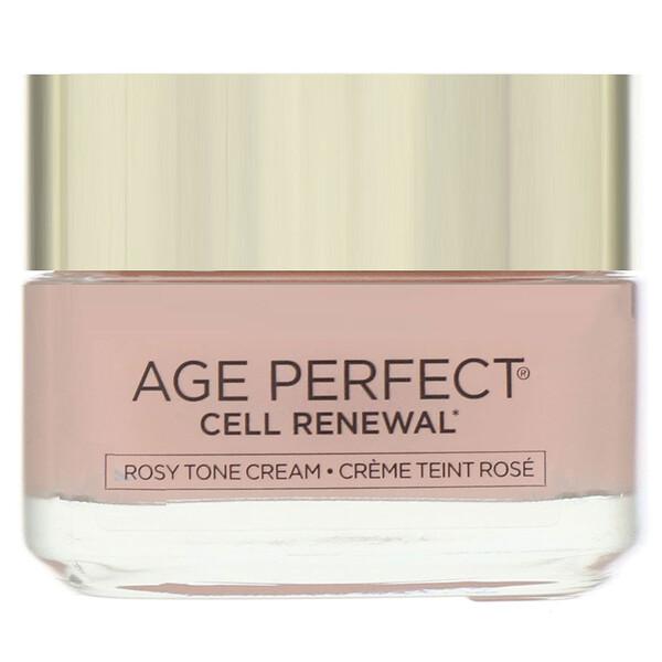 Age Perfect Cell Renewal, увлажняющее средство с розовым тоном, 48г (1,7унции)