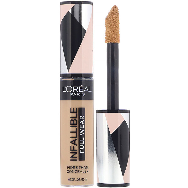 L'Oreal, Консилер Infallible Full Wear More Than Concealer, оттенок365 «Кешью», 10мл