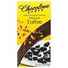 Chocolove, Миндальный ирис, покрытый черным шоколадом, 3 унции (85 г)