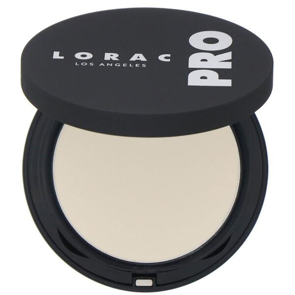 Lorac, Прозрачная компактная пудра с эффектом сглаживания кожи Pro, 7г